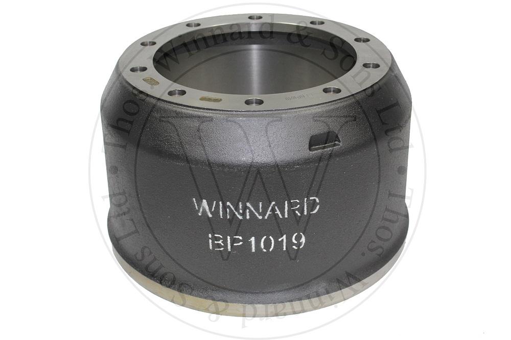 Барабан BPW 420*200 / HS-HZ / h=287 / WINNARD